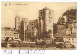 Image #1 of Huy - Collegiate Church Notre Dame et round glass window Le Rondia