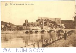Image #1 of Huy - General View taken from the Quay de la Batte ()