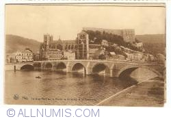 Image #1 of Huy - Panorama across the Meuse river