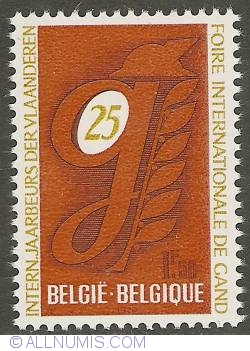 Image #1 of 1,50 Francs 1970 - International Fair of Flanders