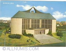 Image #1 of Koksijde - Church of Our Lady of the Dunes (L'Eglise Notre Dame aux Dunes)