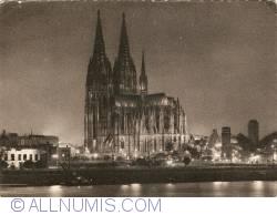 Image #1 of Köln (Cologne) - Cathedral (1955)