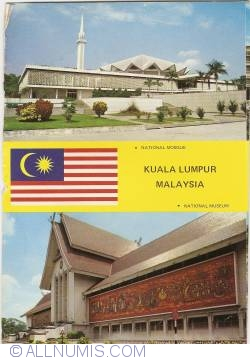 Image #1 of Kuala Lumpur - National Mosque and National Museum