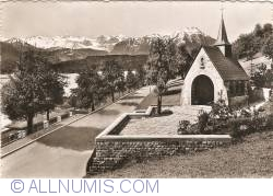 Image #1 of Küssnacht - Memorial Chapel for Queen Astrid of Belgium
