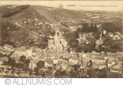 Image #1 of La Roche-en-Ardennes - Panorama taken from Corumont Hill (Panorama pris de la montagne de Corumont)