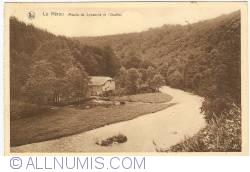 Image #1 of Le Hérou - Spitanche Mill and the Ourthe river (Moulin de Spitanche et l'Orthe)