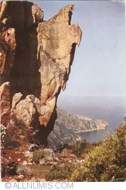 Imaginea #1 a Corsica - Les Calanches de Piana (1965)