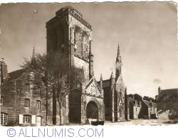 Image #1 of Locronan - St. Ronan Church (XVth C.) and Pénity Chapel (XVIth C.) (1949)