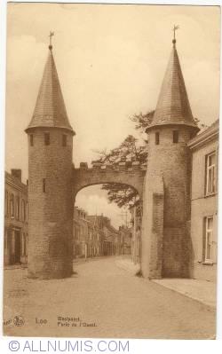 Image #1 of Loo - West Gate (Porte de l'Ouest - Westpoort)