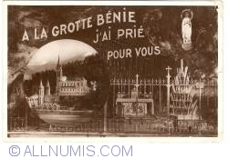 Image #1 of Lourdes - Grotto and Basilica (1935)