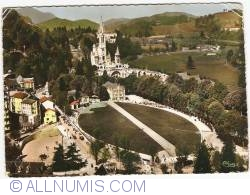 Image #1 of Lourdes - The Basilica and St. Pius X's Underground Church (1958)