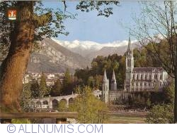 Image #1 of Lourdes - The Basilica and the Pic du Jer (1980)