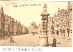 Image #1 of Louvain - Old Market Place (Le Vieux Marché – Oude Markt)