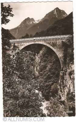 Image #1 of Luz-Saint-Sauveur - Napoleon Bridge (Le Pont Napoleon) (1953)