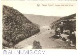 Image #1 of Maboge (Samrée) - Panorama taken from Folhy Rock