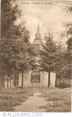 Image #1 of Malmédy - Calvary Chapel (Chapelle du Calvaire)