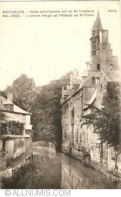 Image #1 of Mechelen - Former Refuge of the St. Truiden Abbey (L'ancien refuge de l'Abbaye se St. Trond – Oude schuilplaats van de St. Truiden's Abdij)