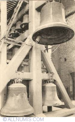 Image #1 of Mechelen - Some big Bells from the Carillon of St. Rombauts, made in the 15th and 16th century