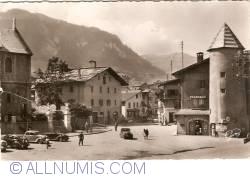 Image #1 of Megève - Church Square (Place de l'Eglise) (1960)