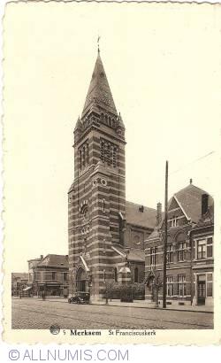 Image #1 of Merksem - St. Francis Church (St. Franciscuskerk)