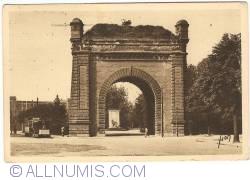 Metz - Porte Serpenoise