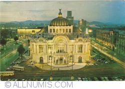 Image #1 of Mexico DF - Palace of Fine Arts (Palacio de Bellas Artes)