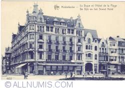 Image #1 of Middelkerke - Dyke and Hotel de la Plage (La Digue et L'Hôtel de la Plage – De Djik en het Strand Hotel)