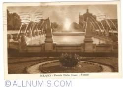 Image #1 of Milan - Giulio Cesare Square - Fountain (Piazzale Giulio Cesare - Fontana)