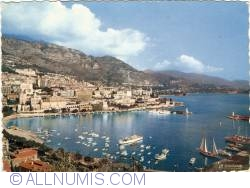 Image #1 of Monte-Carlo - Harbour and view on Monte-Carlo (1957)