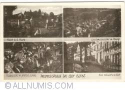 Monschau in der Eifel (1952)