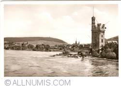 Image #1 of Bingen am Rhein - Mouse Tower (1952)