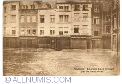 Image #1 of Namur - Inundations of 1925-1926 - Place Lilon