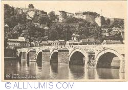 Image #1 of Namur - Jambes' Bridge and Citadel (Pont de Jambes et Citadelle)