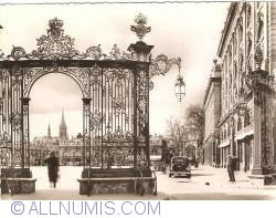 Image #1 of Nancy - Place Stanislas (1951)