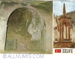 Zelve - The Minaret with 4 Columns and the Church with the Grapes (1982)