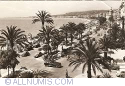 Image #1 of Nice - Angel Bay. Promenade des Anglais (1953)