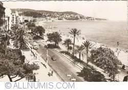 Image #1 of Nice - Le Mont Boron - Promenade des Anglais (1959)