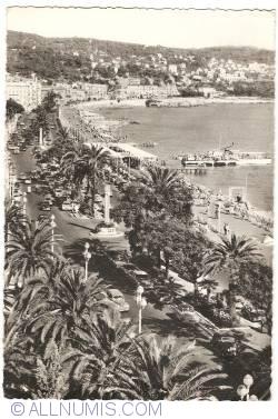 Image #1 of Nice - Promenade des Anglais (1962)