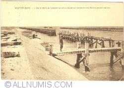 Image #1 of Nieuwpoort - The Yser River - Debris of the Obstacles which resisted German bombardments during 5 Years (L'Yser et débris de l'estacade qui ont résisté aux bombardements Boches pentant les 5