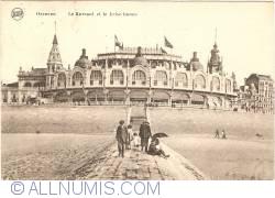 Image #1 of Ostend - Casino (Le Kursaal et le brise lames)