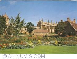 Image #1 of Oxford - Christ Church - The Memorial Garden