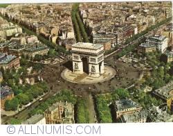 Imaginea #1 a Paris - Arcul de Triumf - L'Arc de Triomphe (1983)