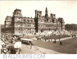 Imaginea #1 a Paris - Primăria (Hôtel de Ville) (1950)