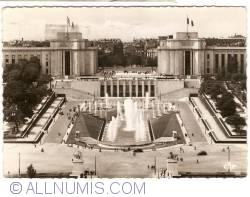 Imaginea #1 a Paris - Palais de Chaillot (1950)