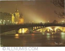 Imaginea #1 a Paris - Sena și Conciergerie (1983)