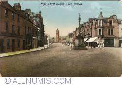Image #1 of Peebles - High Street looking West