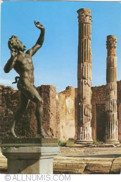 Image #1 of Pompeii - The Faun