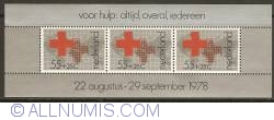 Image #1 of Red Cross Souvenir Sheet 1978