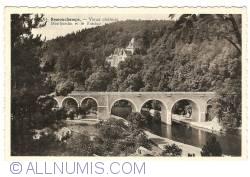 Image #1 of Remouchamps - Old Castle Montjardin and Viaduct (Vieux château Montjardin et le Viaduct)