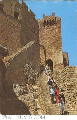 Image #1 of Rhodos - The Fortress of Lindos (1977)